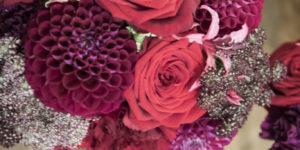 Indispensable bouquet de la mariée…